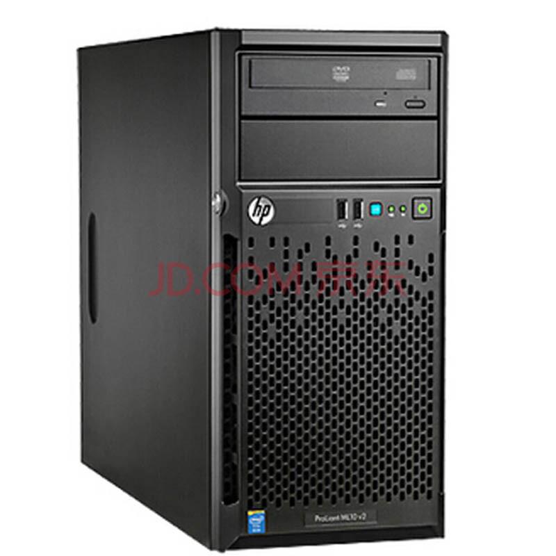 惠普(hp)塔式 服务器主机 ml10 g3240 812127-aa5 2*4gb内存+2tb sata