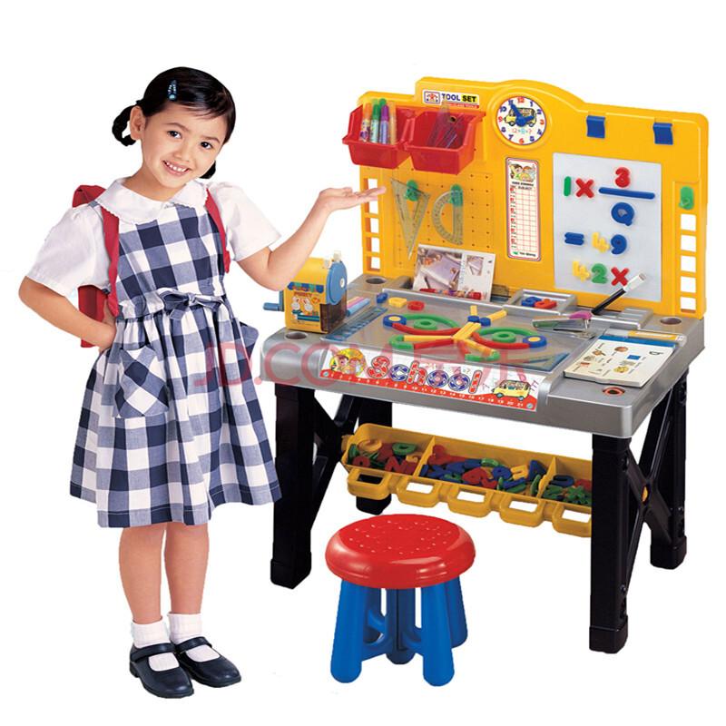 儿童大趣味学习桌,大小写字母