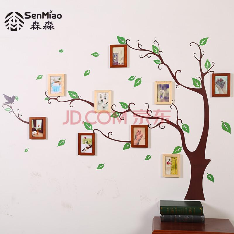 卧室小墙面儿童墙餐厅装饰