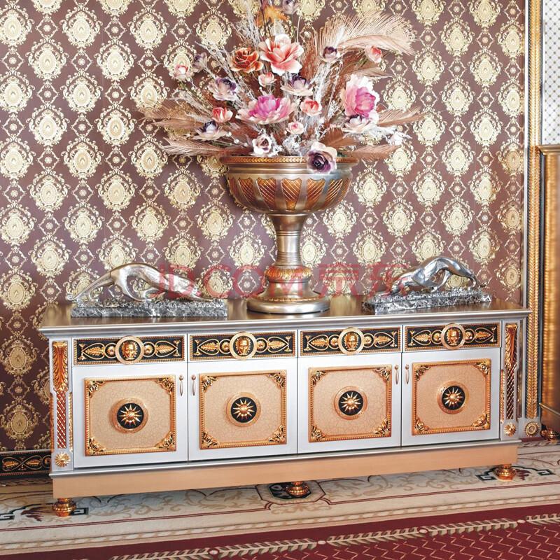 欧式家具 新古典电视柜