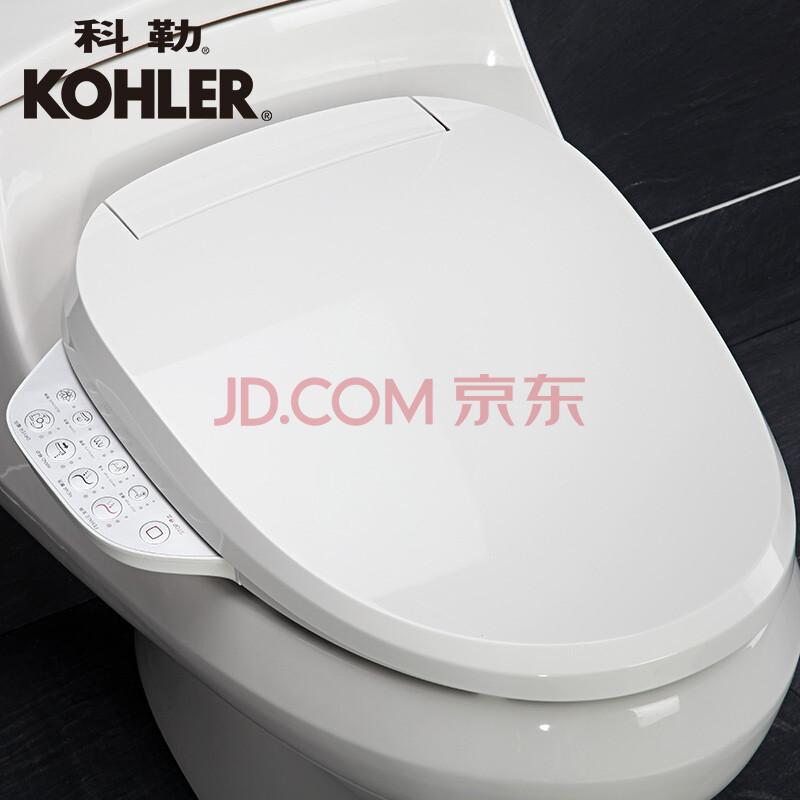 科勒智能马桶盖_科勒智能马桶盖 清舒宝c3-149智能坐便器盖板 卫洗丽座便盖
