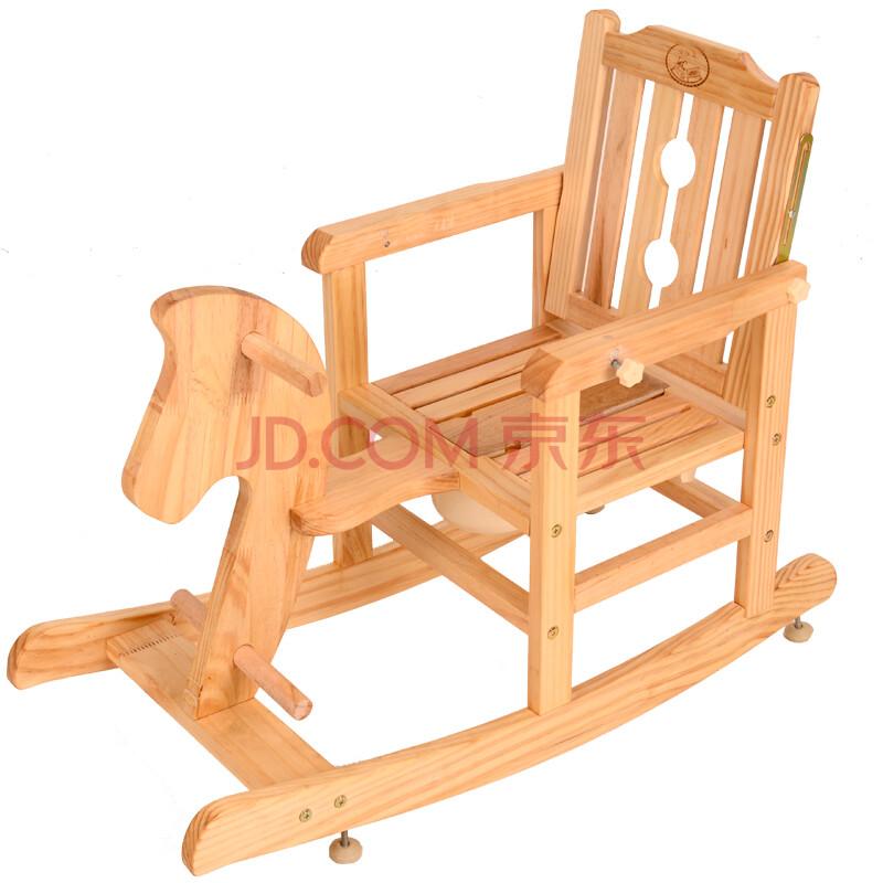 金摇篮 多功能儿童餐椅实木婴儿餐椅宝宝餐桌椅