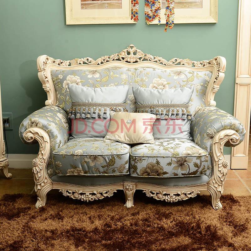 凡尔赛玫瑰家具 欧式沙发