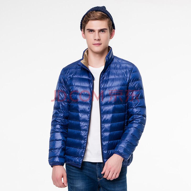 森马哥来买 秋冬新款羽绒服修身短款韩版超轻薄羽绒图片