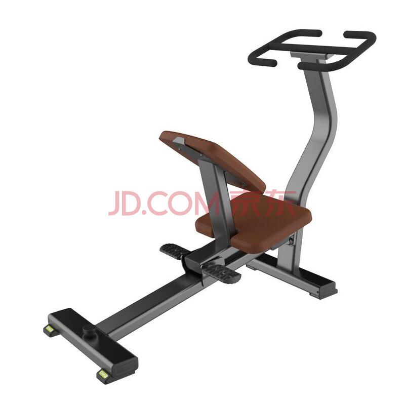 室内健身器材_健身房器材肌肉拉伸训练器室内健身房运动器材 健身器材 亚光黑