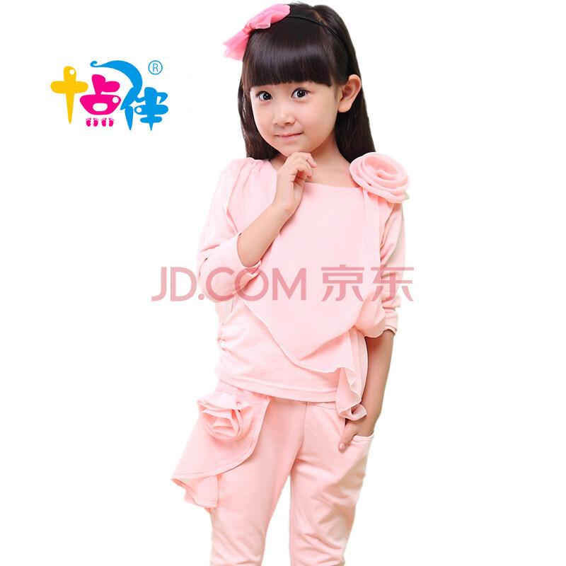 女童套装 秋季小女孩