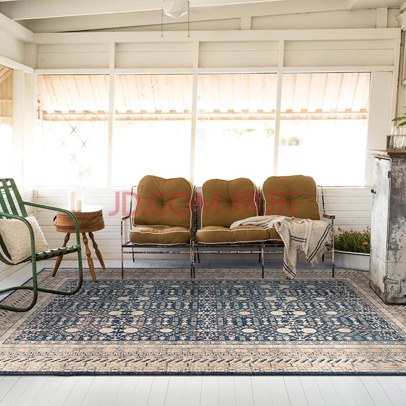 欧式地毯客厅床边毯 现代简约卧室地毯