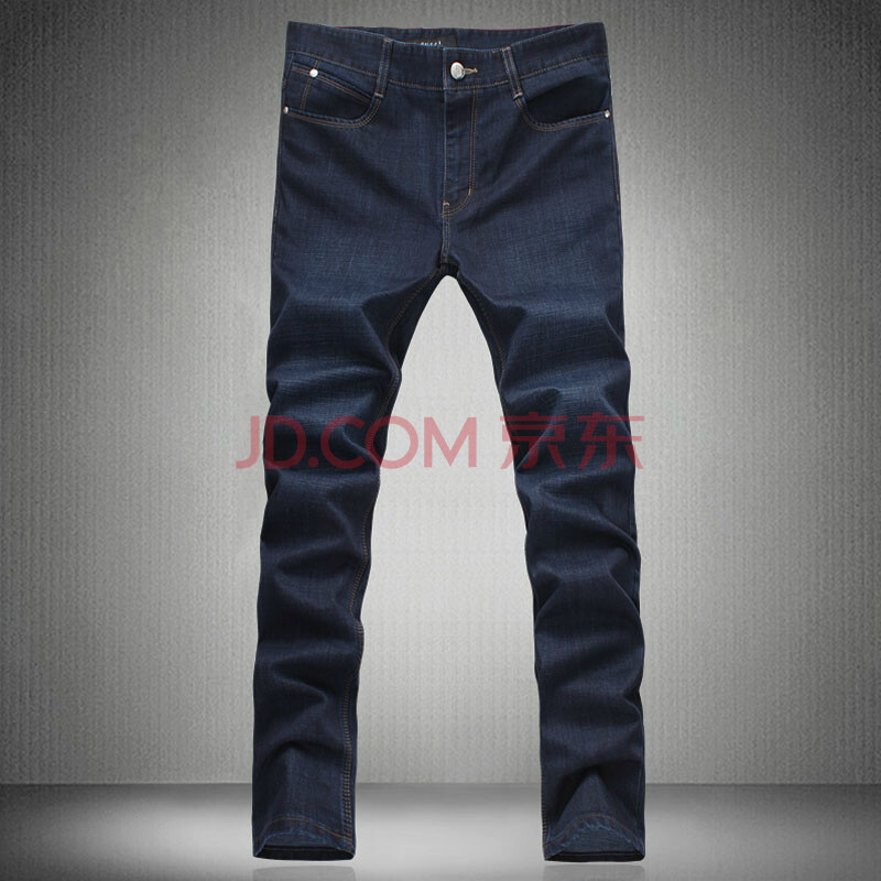 jp色图_高品质gucci图案商务休闲直筒牛仔裤男jp119-8331 图色 42