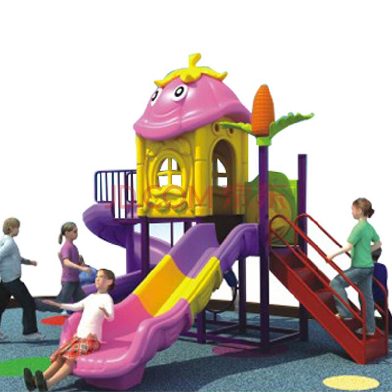 儿童滑滑梯秋千塑料 户外大型小博士系列滑梯 幼儿园滑滑梯秋千 c207