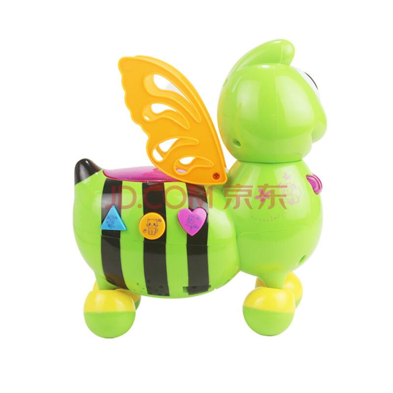 【励高】投影电动音乐儿童玩具