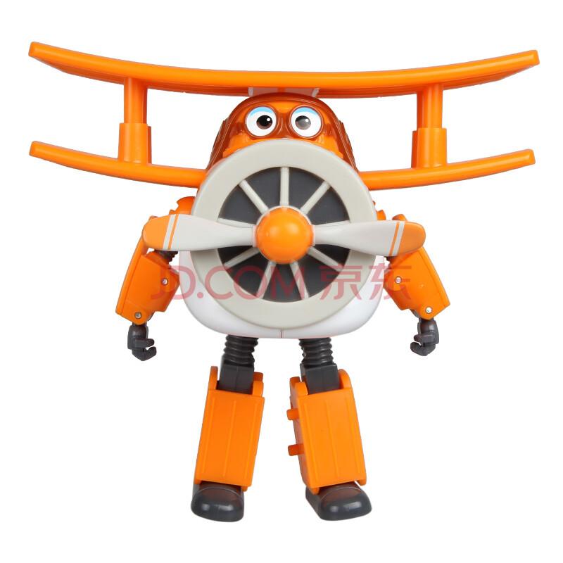 超级飞侠动画片人物 儿童玩具男孩益智遥控滑行飞机