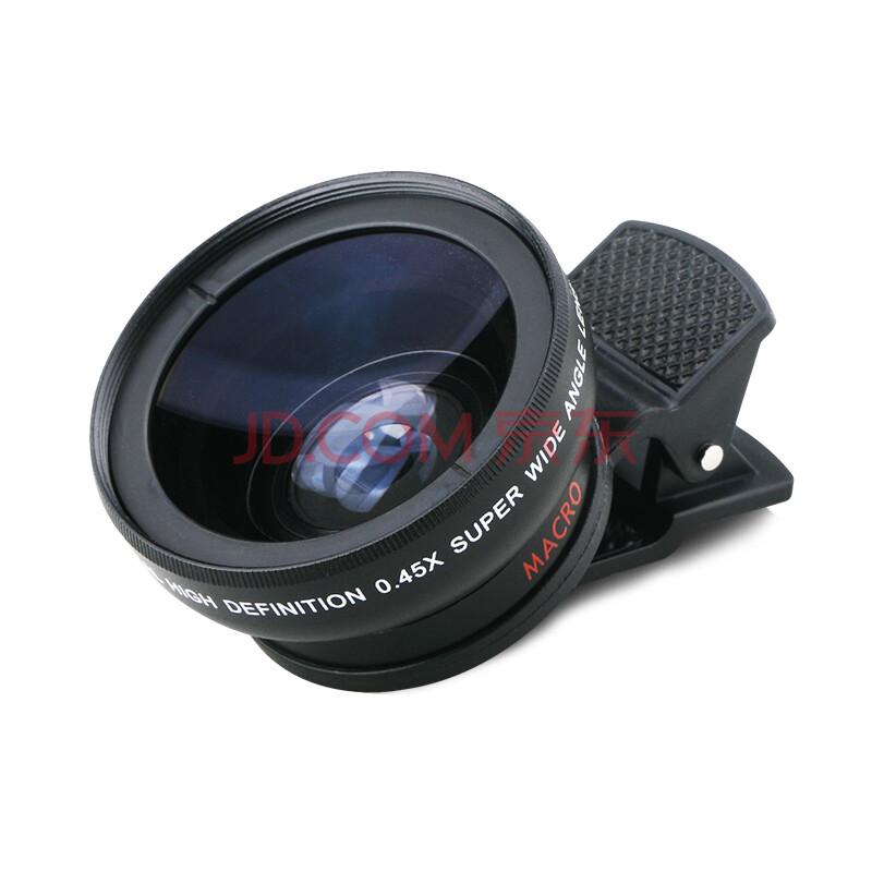 45x广角二合一镜头 手机美颜自拍镜头