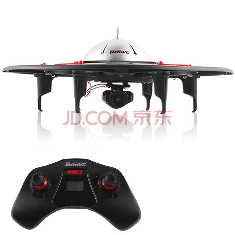 优迪 遥控飞机 专业航拍无人机遥控六轴飞行器飞碟六