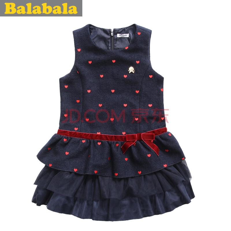 童装 女童连衣裙
