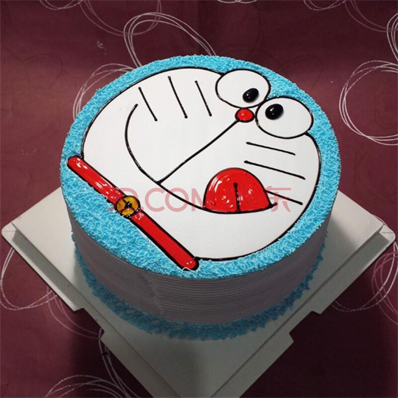 多啦a梦蛋糕 北京送蛋糕北京蛋糕店速递 同城配送生日图片