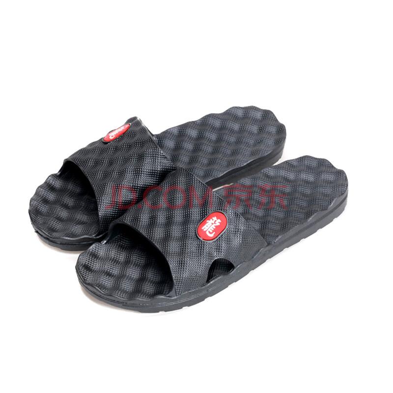 凉拖鞋按摩