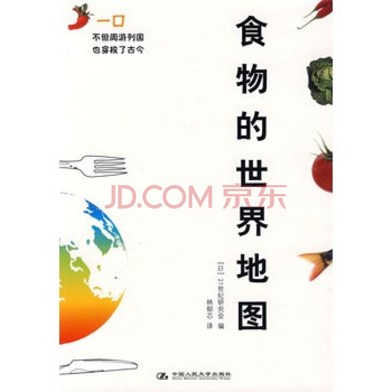 中国人民大学校内地图