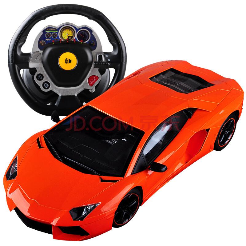 遥控车儿童遥控汽车玩具超大遥控赛车高速车模布加
