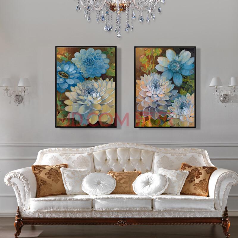 金石现代简约装饰画欧式风格壁画酒店客厅书房卧室办公室墙画促销 a图片