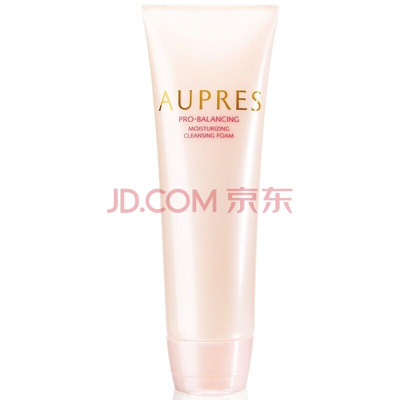 【京东超市】欧珀莱(AUPRES)均衡保湿系列 柔润洁面膏125g(深层清洁 滋润不紧绷)