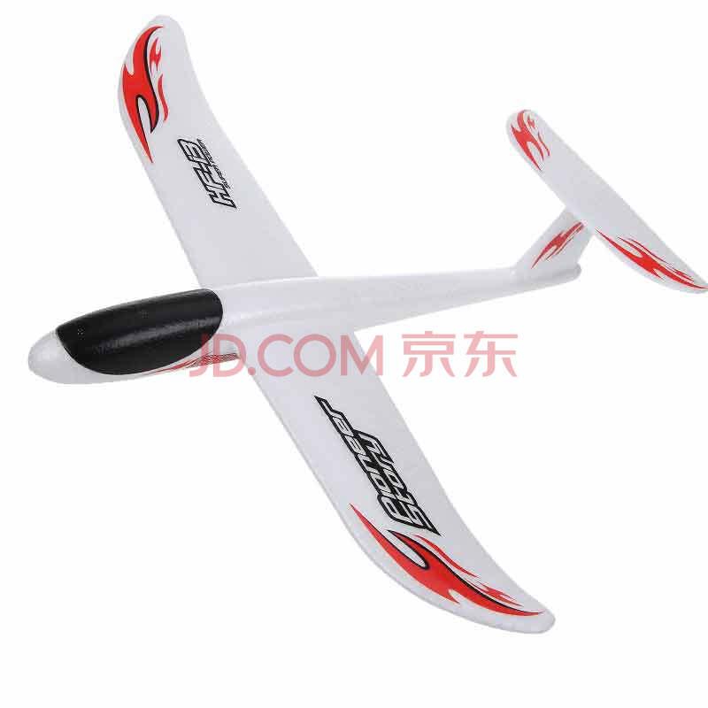 活石 创意儿童玩具 手掷飞机hf-i3 航模epo泡沫 耐摔耐撞 手抛飞机