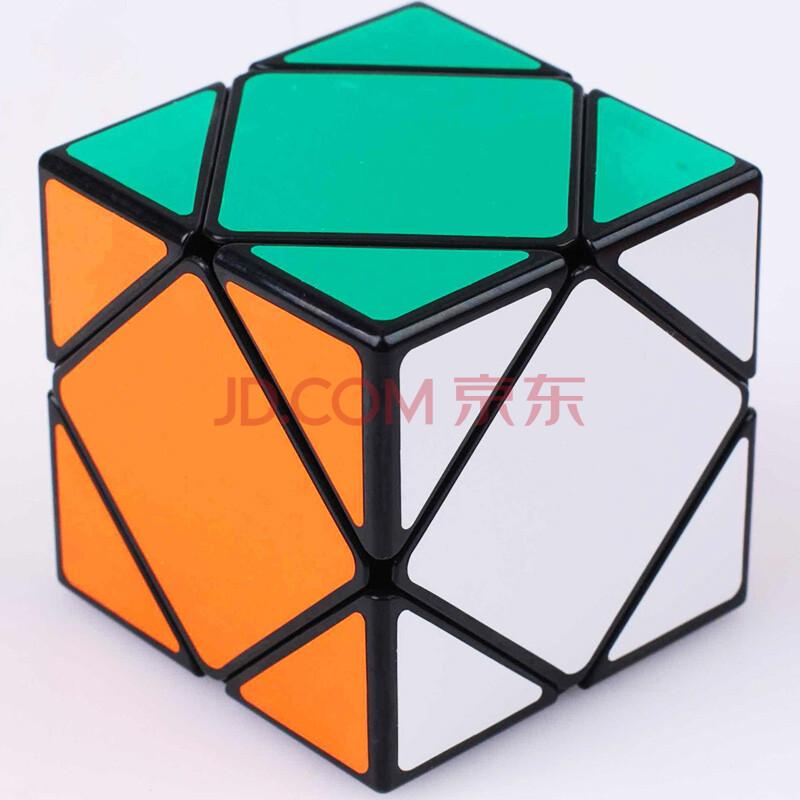 yj永骏魔域魔方 3阶不规则异形魔方 创意益智玩具 三阶金字塔五魔方