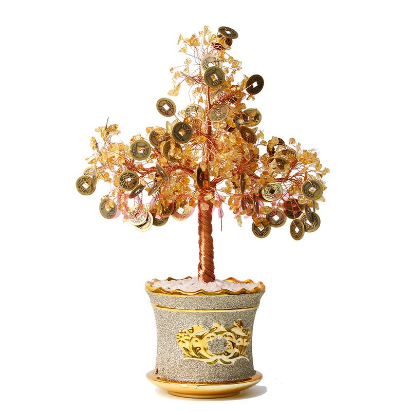 手工制作铜丝树