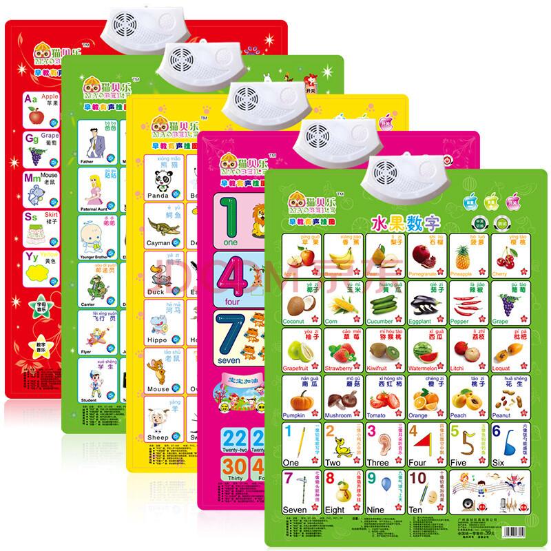 恐龙发声看图益智卡凹凸玩具立体幼儿语音早教宝宝识字儿童玩具战队水晶挂图有几代图片
