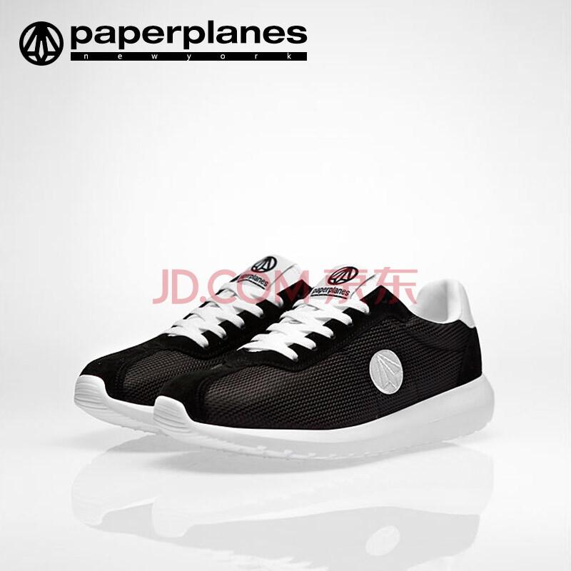 韩国纸飞机paperplanes男女休闲情侣跑步鞋pp1396现货