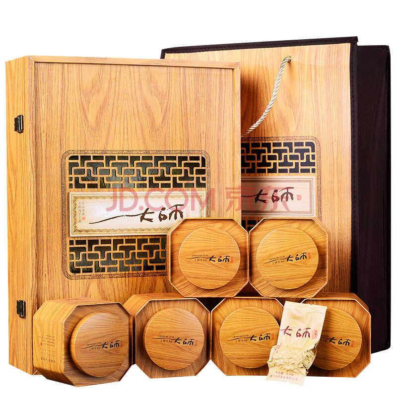 润虎 安溪铁观音乌龙茶茶叶礼盒浓香型 500g)