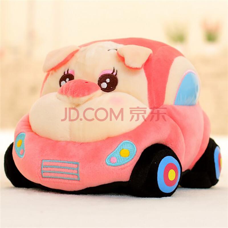 卡通动物小汽车