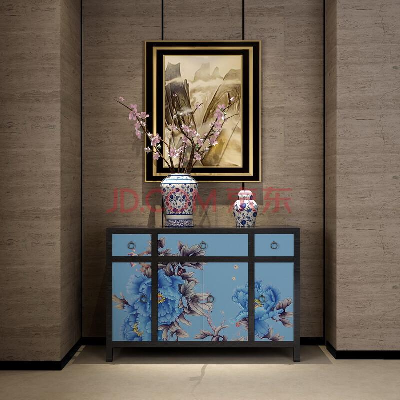 手绘新中式家具