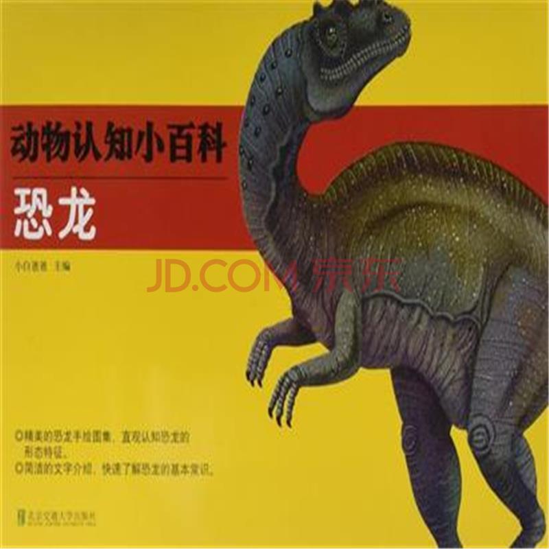 恐龙-动物认知小百科