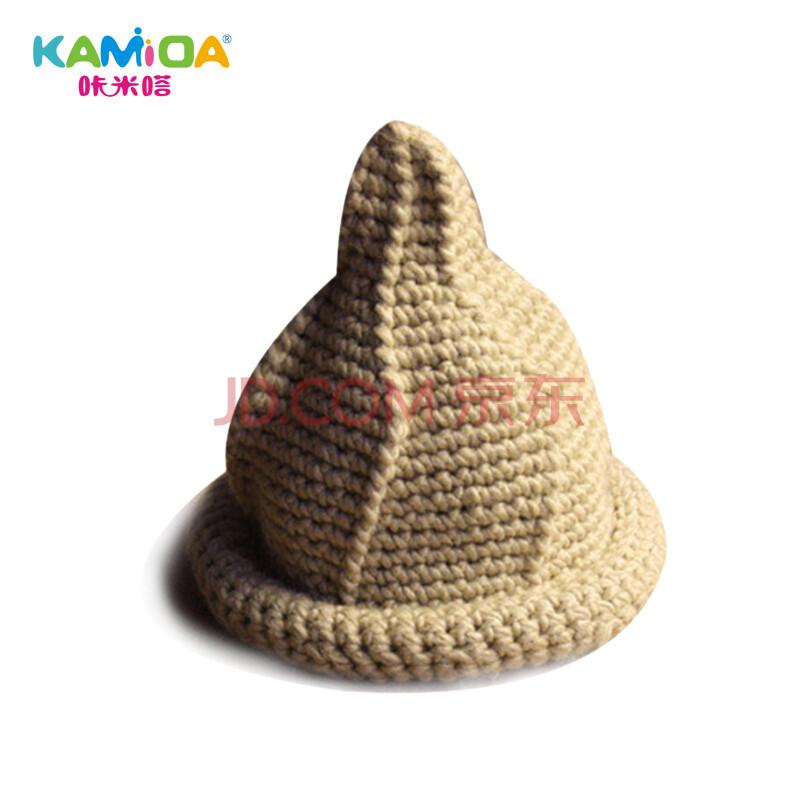 新生儿毛线帽子织法