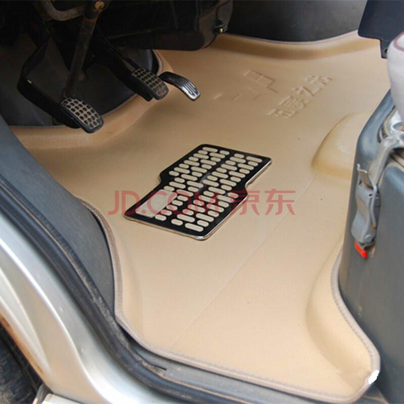 洁菲尔面包车脚垫专用 五菱之光6376 6390之星二代6399 6382金牛星 小康佳宝