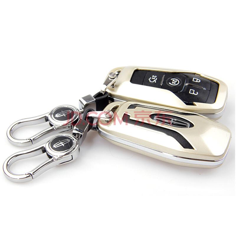 林肯金牛座专用汽车钥匙包野马钥匙扣16款图片