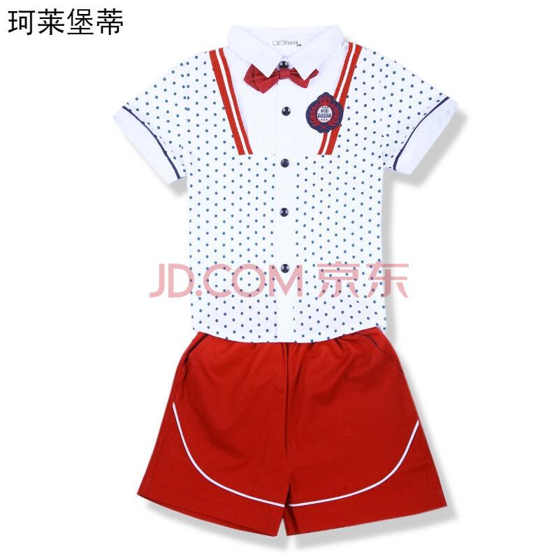 校服男生裤子女生裙子钮扣衬衣开衫童装中小学生套装