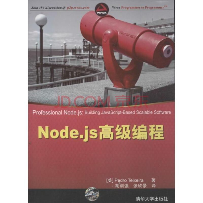 《Node.js高级编程》