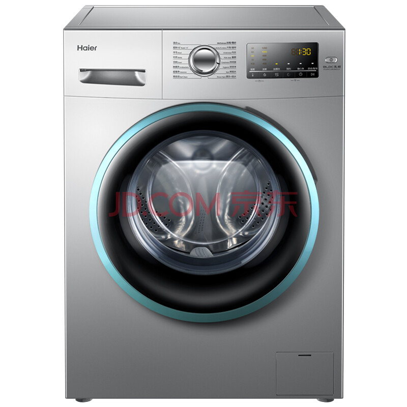 海尔(Haier) EG8012B39SU1 8公斤变频滚筒洗衣机 京东微联智能APP控制