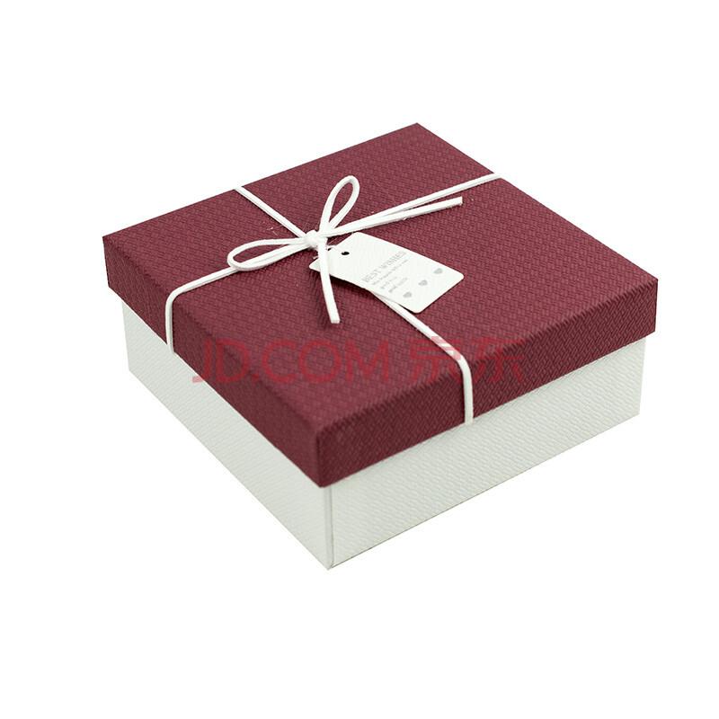 柯柯安商务礼品盒正方形礼物盒