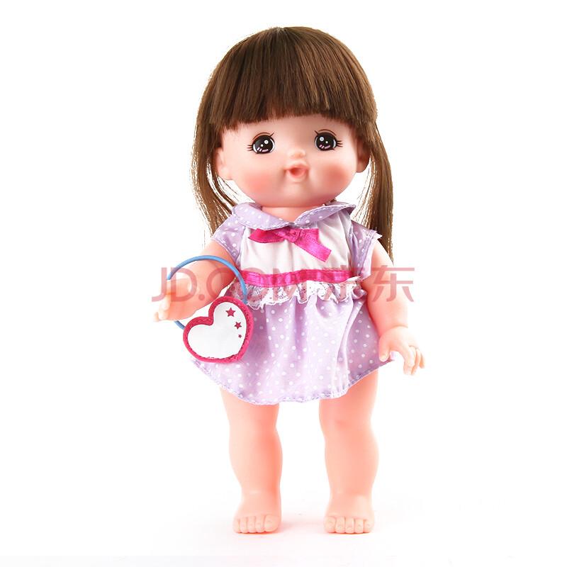 日本品牌正品mellchan咪露娃娃