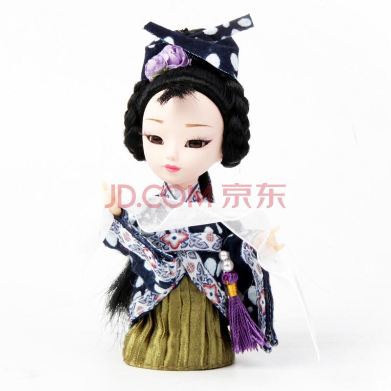 beijing gifts 北京礼物 人物玩偶 摆件 q版唐娃娃 四美-西施