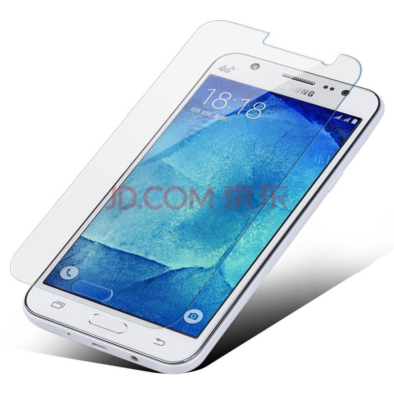 莫维手机贴膜钢化保护膜三星j5/j5008/j500f/j5000/j5108/j5108 (三星