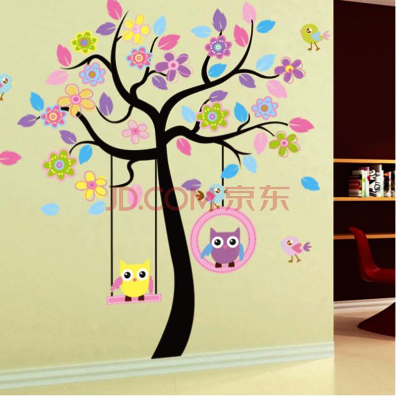 儿童卧室环保壁纸