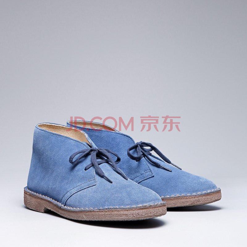 休闲皮鞋 沙漠靴