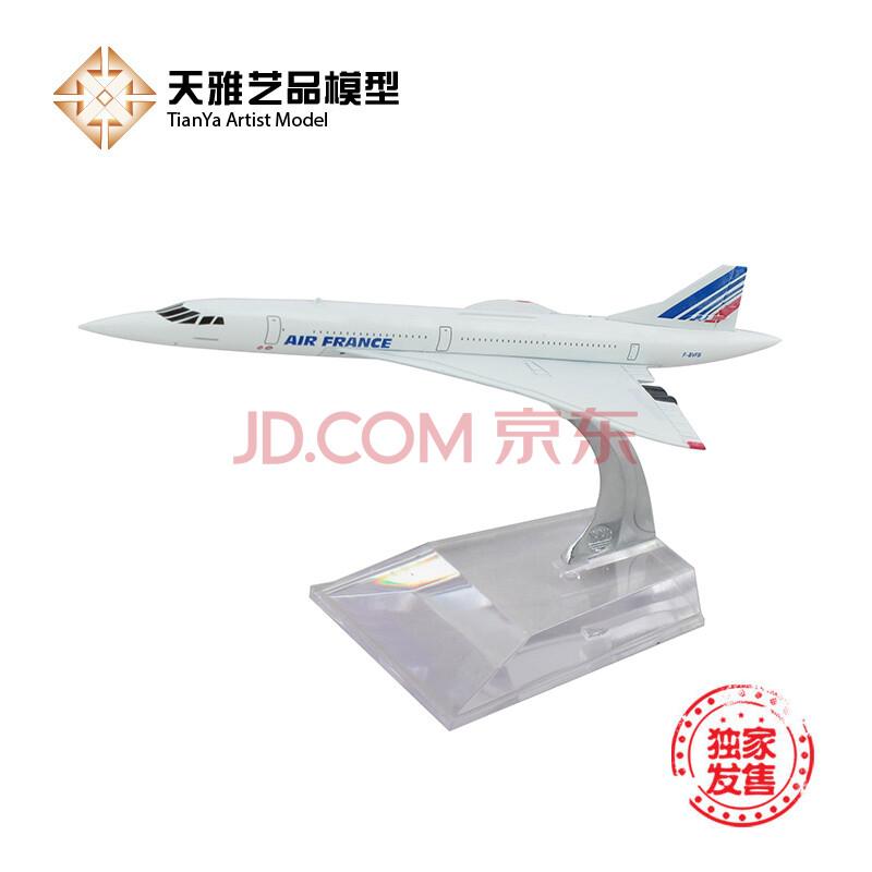 客机模型 飞机模型