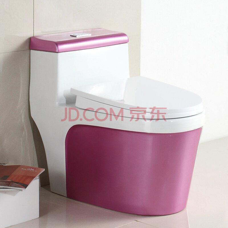 陶瓷马桶坐便器300/400坑距缓冲超漩式马桶