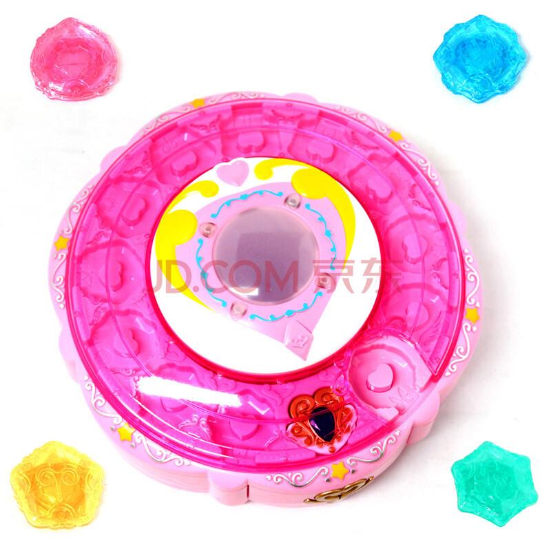 贝贝美雪魔法棒巴啦啦套装女孩玩具