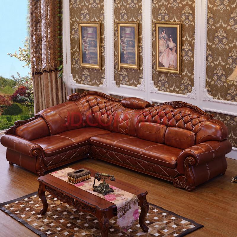 简约欧式沙发图片大全
