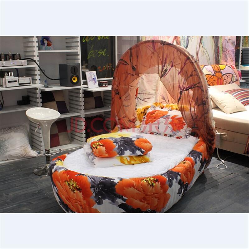 阿西娜欧式实木儿童床